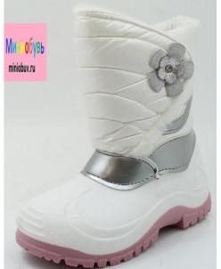 Сапоги зимние MUFEL 38096-3 белый (27-32)