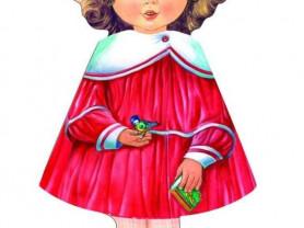 Степанов Полина: Кукла-игрушка Худ. Чукавина