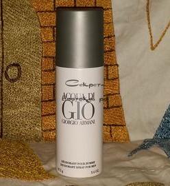 Дезодорант-спрей ACQUA DI GIO GIORGIO ARMANI For Men