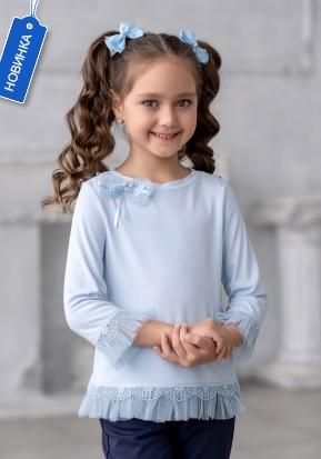 Трикотажна блузка Г*елио