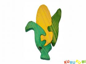 Деревянный пазл Кукуруза
