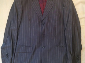 мужской пиджак Slava Zaitsev  52 размер