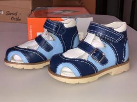 Новые ортопедические сандалии Ортузи, 16 и 16,5 см