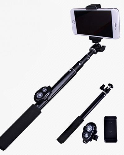 Комплект для селфи с штативом с зеркалом и кнопкой Bluetooth