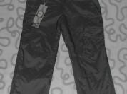 Новые ветровочные брюки Born, 104-110 см