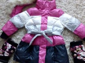 Верхняя одежда (весна-осень, зима)на 98-104.