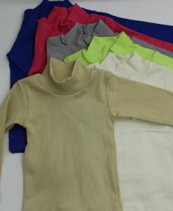 Водолазка детская (цветная)