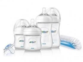 Набор бутылочек для новорожденного Avent