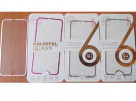 Защитные стекла на iPhone 4;4s;5;5s,6;6s;6+;7;7+