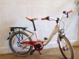 Продается велосипед CUBE 200