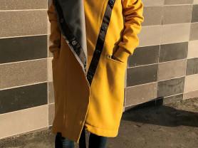 Дизайнерские пальто с капюшоном