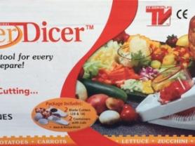 Новая универсальная овощерезка Nicer Dicer
