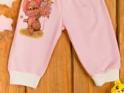 Ясельные теплые штанишки