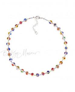 Ожерелье Murrina, прозрачное