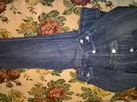 костюм джинсовый новый Lemmi