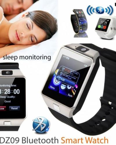 Умные часы Smart Watch DZ09, титан