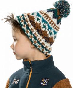 BKQW3131/1 шапка для мальчиков