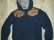 Куртка весна-осень (тёплая на синтепоне и флисе) р