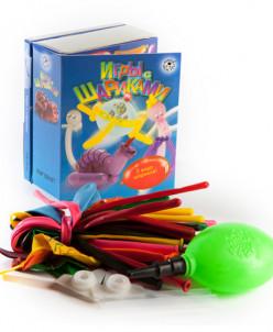 Игры с шариками  (набор для творчества)