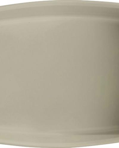Форма для запекания прямоугольная 36x23 см (цвет: крем) Emil