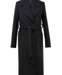 01-9204 Пальто женское демисезонное (пояс)