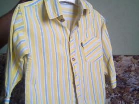 Продам детские рубашки б/у
