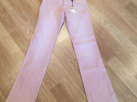 Новые изысканные женские джинсы/брюки известной итальянской марки Bianca Maria Caselli (оригинал)
