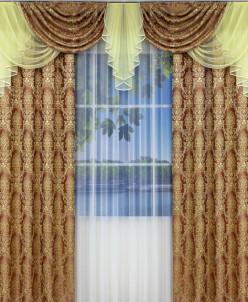 Комплект штор Жозефина