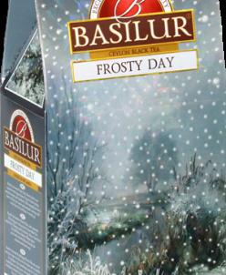 Чай Basilur Морозный день 100 гр картон