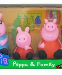 Игровой набор Свинка Пеппа (Peppa Pig) из 4-х фигурок