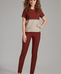 Блуза, брюки DeVita