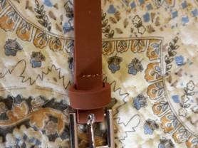 Ремень No name размер L к/з новый цвет коричневый