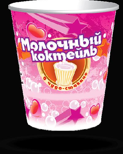 Молочный коктейль «ВАНИЛЬ»