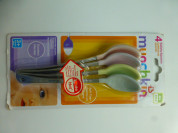 ложки силиконовые Munchkin прикорма и первых зубов
