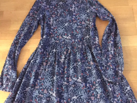 Платье французской фирмы LFT