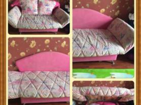 диван для девочек
