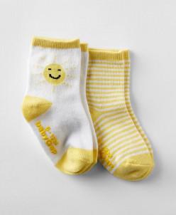 PersonaliTees graphic socks (2-pack)