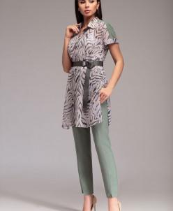 блуза, брюки, топ Gizart Артикул: 7298-1о
