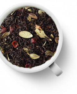 """Чай Gutenberg черный """"Брусничный"""" Доступно к заказу"""