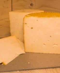 Сыр Качотта (с пажитником) 300гр