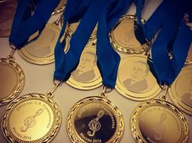 Медали для награждения