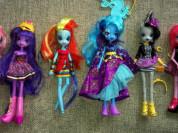 Куклы пони Equestria Girls