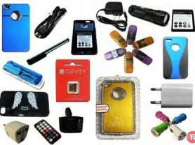 аксессуары и телефоны