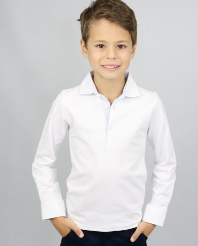 Поло для мальчика Unik Kids