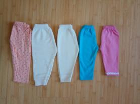Детские трикотаж. штанишки, возр. 0,5-2года, новые