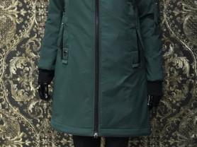 Новое осеннее пальто куртка 40 42 44 46 48