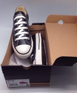 Кожаные кеды Converse!!!