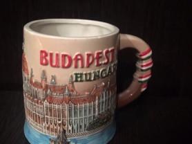 Кружка пивная коллекционная, Будапешт