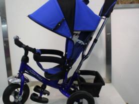 Велосипед-коляска трайк  от 1 года новый кол. пвх