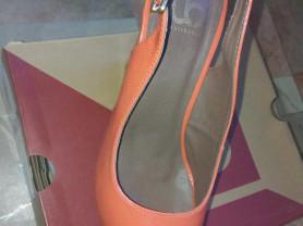 Стильные туфли р.36 ( 23см)